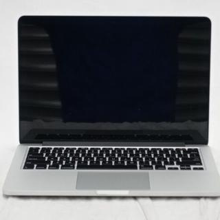 アップル(Apple)のMacBookPro (2015, Retina, 13-inch)(ノートPC)