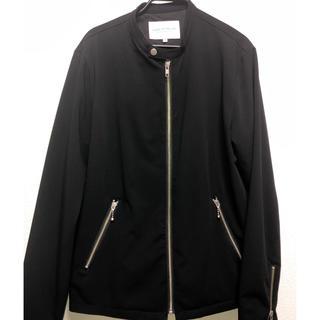 ユナイテッドアローズ(UNITED ARROWS)のUNITED ARROWS  ジャケット  ブルゾン  黒(ブルゾン)