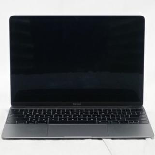 アップル(Apple)のMacBook (2015,Retina, 12-inch)(ノートPC)