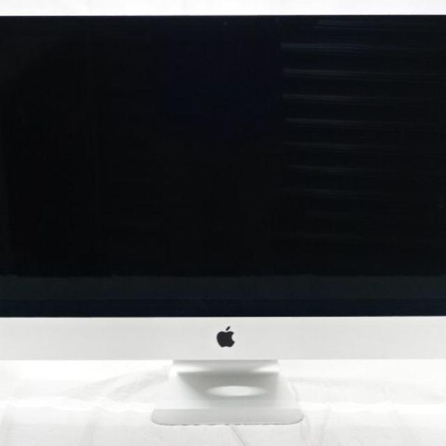 iMac (2014,Retina 5K, 27-inch) スマホ/家電/カメラのPC/タブレット(デスクトップ型PC)の商品写真