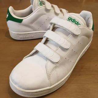 アディダス(adidas)の美品24.5スタンスミス2コンフォート(スニーカー)