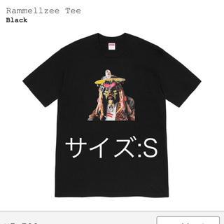 シュプリーム(Supreme)のSupreme Rammellzee Tee Black 黒 S(Tシャツ/カットソー(半袖/袖なし))