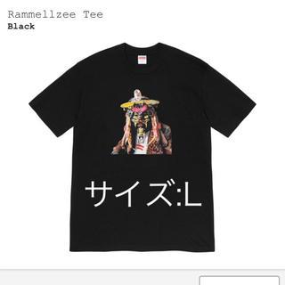 シュプリーム(Supreme)のSupreme Rammellzee Tee Black 黒 Large(Tシャツ/カットソー(半袖/袖なし))