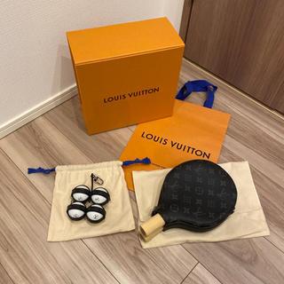 ルイヴィトン(LOUIS VUITTON)の日本国内正規 ルイヴィトン  ピングポング ジェームス 卓球 乒乓 GI0202(卓球)