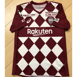 asics - 20シーズンヴィッセル神戸ホームレプリカユニフォーム正規品