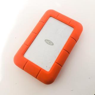 ELECOM - Lacie HDD 1TB thunderbolt USB3 elcom 中古
