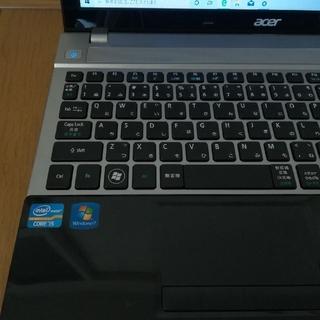 エイサー(Acer)のacer v3-571(ノートPC)