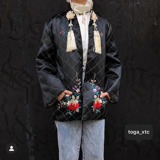トーガ(TOGA)のTOGA_xtc チャイナジャケット(ブルゾン)