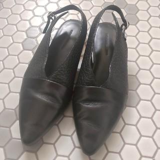 アレキサンダーワン(Alexander Wang)のalexander wang フラットシューズ(ローファー/革靴)