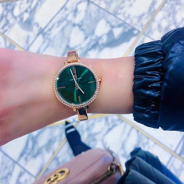 時計 安売り 偽物 574 | 【新品未使用】4BSHINE 4bwatches 腕時計 グリーンの通販