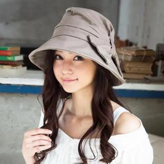 新品 QUEENHEAD 紫外線100%カット UV ハット UVカット 帽子(ハット)