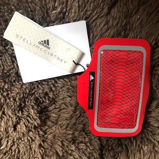 ステラマッカートニー(Stella McCartney)のSTELLA McCARTNEY adidas iPhoneケース ランニング(iPhoneケース)