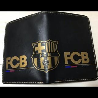 FCバルセロナ  財布 カードケース(記念品/関連グッズ)
