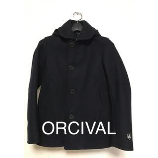 オーシバル(ORCIVAL)の週末限定価格!ORCIVALコート(ピーコート)