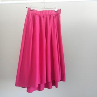 プラステ(PLST)のPLST フレアスカート 中古品(ひざ丈スカート)