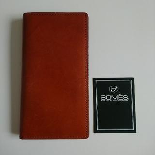 カードケース ソメスサドル(名刺入れ/定期入れ)