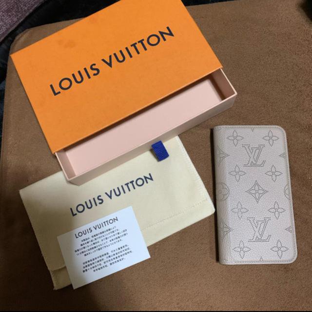 LOUIS VUITTON - 【美品】ルイヴィトンiPhoneXSケースの通販