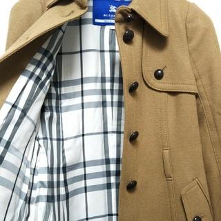BURBERRY BLUE LABEL - 定価の約70%OFF✨破格✨新品未使用✨ブルーレーベル コート ベージュ 高級