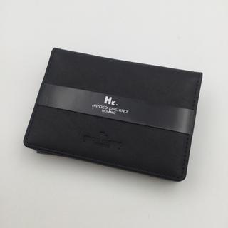 ヒロココシノ(HIROKO KOSHINO)の未使用品 パスケース/カード入れ ヒロココシノ HIROKO KOSHINO (名刺入れ/定期入れ)