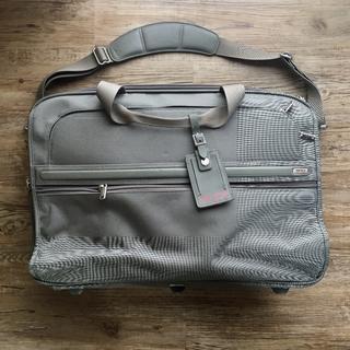 トゥミ(TUMI)のTUMI トゥミ 旅行用バック「22122S4」2way 一度だけ使用(トラベルバッグ/スーツケース)