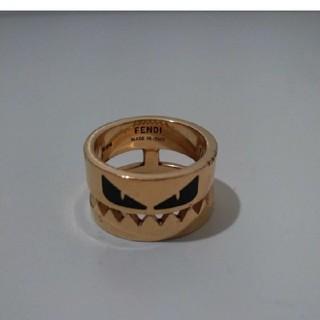 フェンディ(FENDI)のFENDI バッグバグズ モンスター リング フェンディ BAG BUGS (リング(指輪))