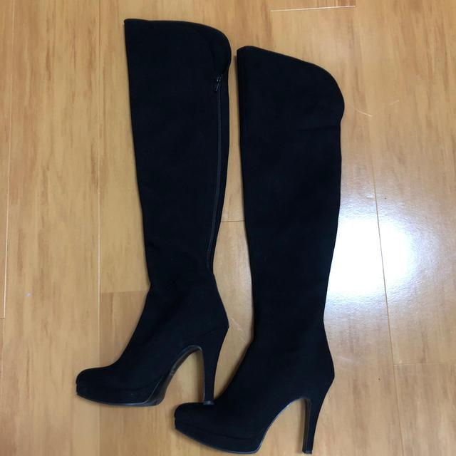 ESPERANZA(エスペランサ)のエスペランサ ニーハイブーツ レディースの靴/シューズ(ブーツ)の商品写真