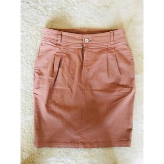 ハコ(haco!)の値下げ NUSYタイトスカート(ひざ丈スカート)