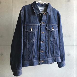 ヤエカ(YAECA)のYAECA 18-13W denim jacket s(Gジャン/デニムジャケット)