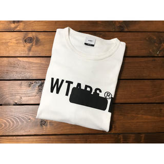 W)taps - 19AW WTAPS ロンT ダブルタップス ロングスリーブ Tシャツ 2