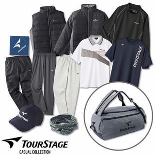 ツアーステージ(TOURSTAGE)の正規品 本物 未開封 ツアーステージ LLサイズ 12点セット(ウエア)