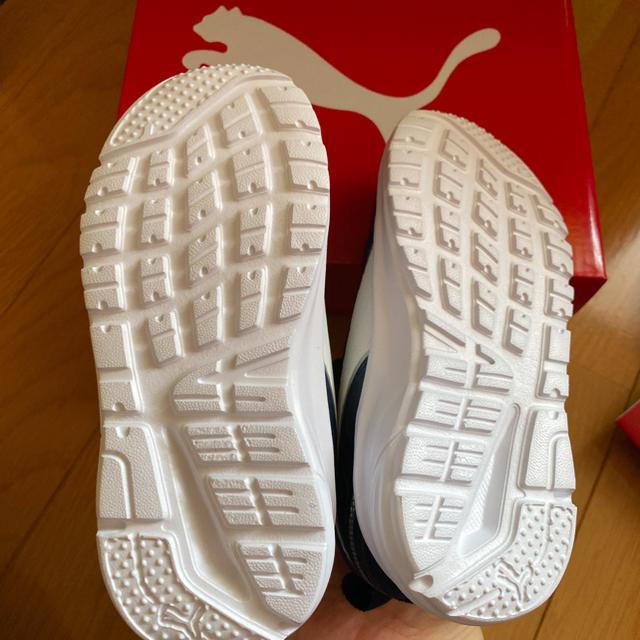 PUMA(プーマ)の《専用》プーマ  シューズ 15cm キッズ/ベビー/マタニティのキッズ靴/シューズ(15cm~)(スニーカー)の商品写真