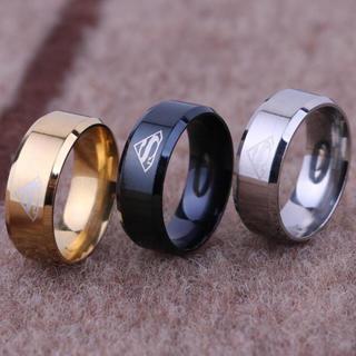 ステンレスリング、アイアンマンリング(リング(指輪))