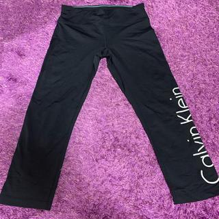 Calvin Klein - カルバンクライン  ★ トレーニング レギンス
