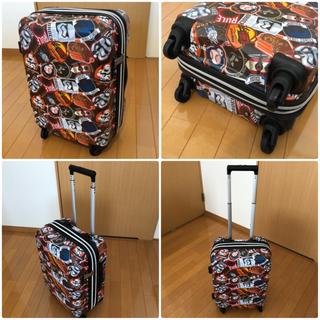 ディズニー(Disney)の《sh05ra様専用》【訳あり】スターウォーズ スーツケース 48cm(スーツケース/キャリーバッグ)