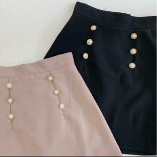 evelyn - パールスカート