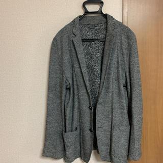 カルバンクライン(Calvin Klein)の【CKカルバン・クライン】薄いジャケット/グレー色(テーラードジャケット)
