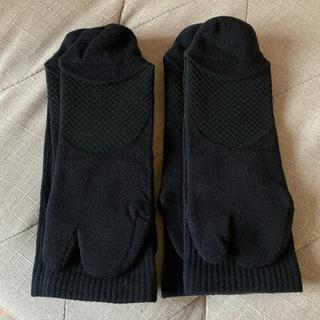 ワークマン 足袋用靴下 黒(ソックス)