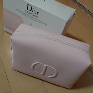 ディオール(Dior)のディオール 大きめ ピンク ポーチ (その他)