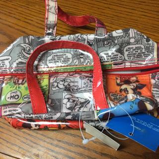 ディズニー(Disney)のミッキーランチバッグ(弁当用品)
