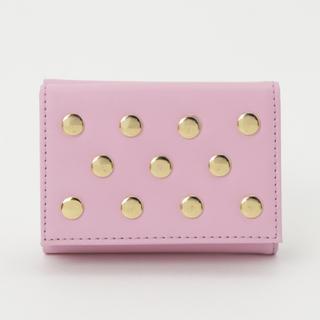 新品*定価6372*ルフトローブ*ハートスタッズ 財布 ウォレット コインケース(財布)