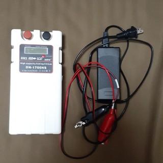 リチウムイオンバッテリー  電動リール ジャンク品(リール)