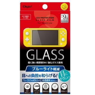 ニンテンドースイッチ(Nintendo Switch)のまるこさん 専用   Switch  lite用 保護ガラスフィルム(その他)