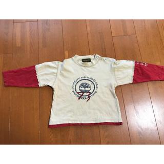Timberland - シャツと長袖Tの2点セット(110cm)