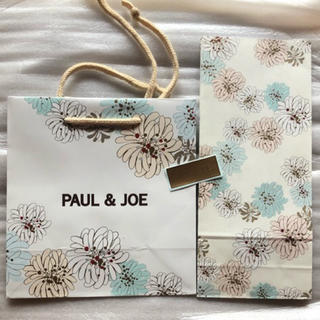 ポールアンドジョー(PAUL & JOE)のポール&ジョー🧡ショッパーセット(ショップ袋)
