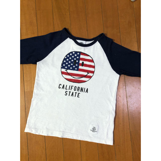 コドモビームス(こども ビームス)のスムージーのロンT(Tシャツ/カットソー)