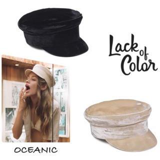 room306 CONTEMPORARY - ラックオブカラー lack of color キャスケット レディース 帽子