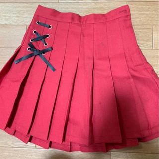 レピピアルマリオ(repipi armario)のレピピアルマリオ キュロット スカート ミニスカート プリーツスカート(ミニスカート)