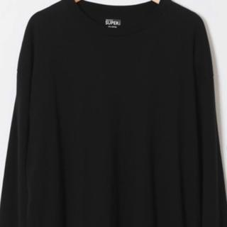 ホリデイ(holiday)のHOLIDAY LINE スーパーファインロングスリーブTシャツ ホリデイライン(Tシャツ(長袖/七分))