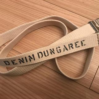 DENIM DUNGAREE - デニムアンドダンガリー ベルト
