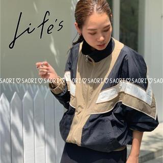 トゥデイフル(TODAYFUL)のTODAYFUL【美品】Standcollar Nylon Jacket(ナイロンジャケット)